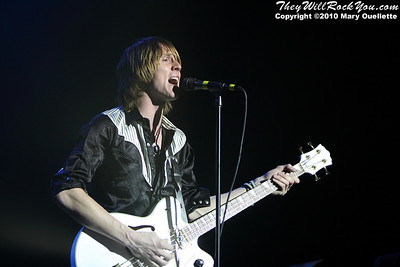 "Butch Walker and The Black Widows Perform in support of ""I Liked It Better When You Had No Heart"" at The Calvin Theater on March 14, 2010 in Northampton, Massachusetts"