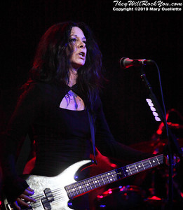 "Concrete Blonde kicks off ""The Vampires Rise Summer 2010"" tour at Royale in Boston, MA on June 9, 2010."