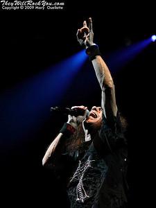 Ronnie James Dio...the original.