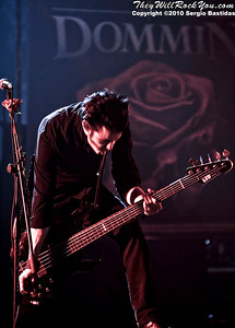 Dommin performing live at The Wiltern in Los Angeles, Calif. on Friday night, April 23, 2010. (Photo by Sergio Bastidas(Sini69 Photography)/Brooks Institute, ©2010)