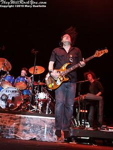 The Goo Goo Dolls perform at The Beale Street Music Festival in Memphis, TN on April 30, 2010.