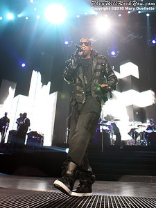 Jay-Z brings The BP3 Tour to the Mohegan Sun Arena on March 5, 2010 in Uncasville, Connecticut