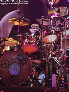 Rush performs at Mohegan Sun Arena on July 19, 2010 in Uncasville, CT. ©2010 Mary Ouellette