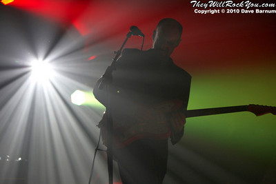 moe. performs Saturday night at snoe.down 2010.  Photo by:  Dave Barnum