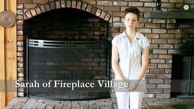 FPV Wood Burning Fireplaces