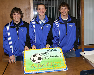Soccer Signees