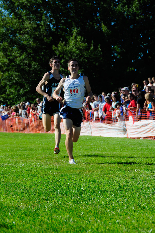 Varsity Flight 6 (#2 Runner)