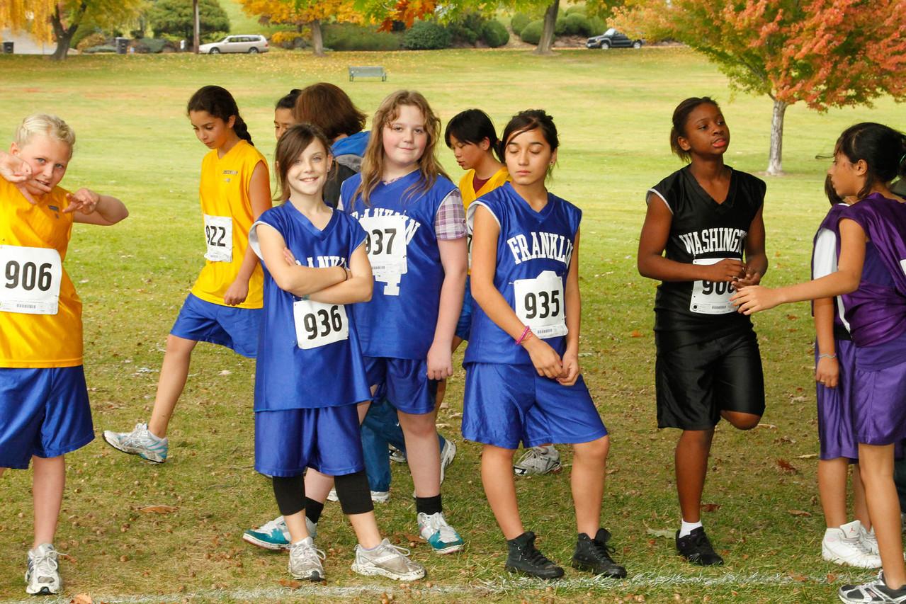 6th Grade Girls