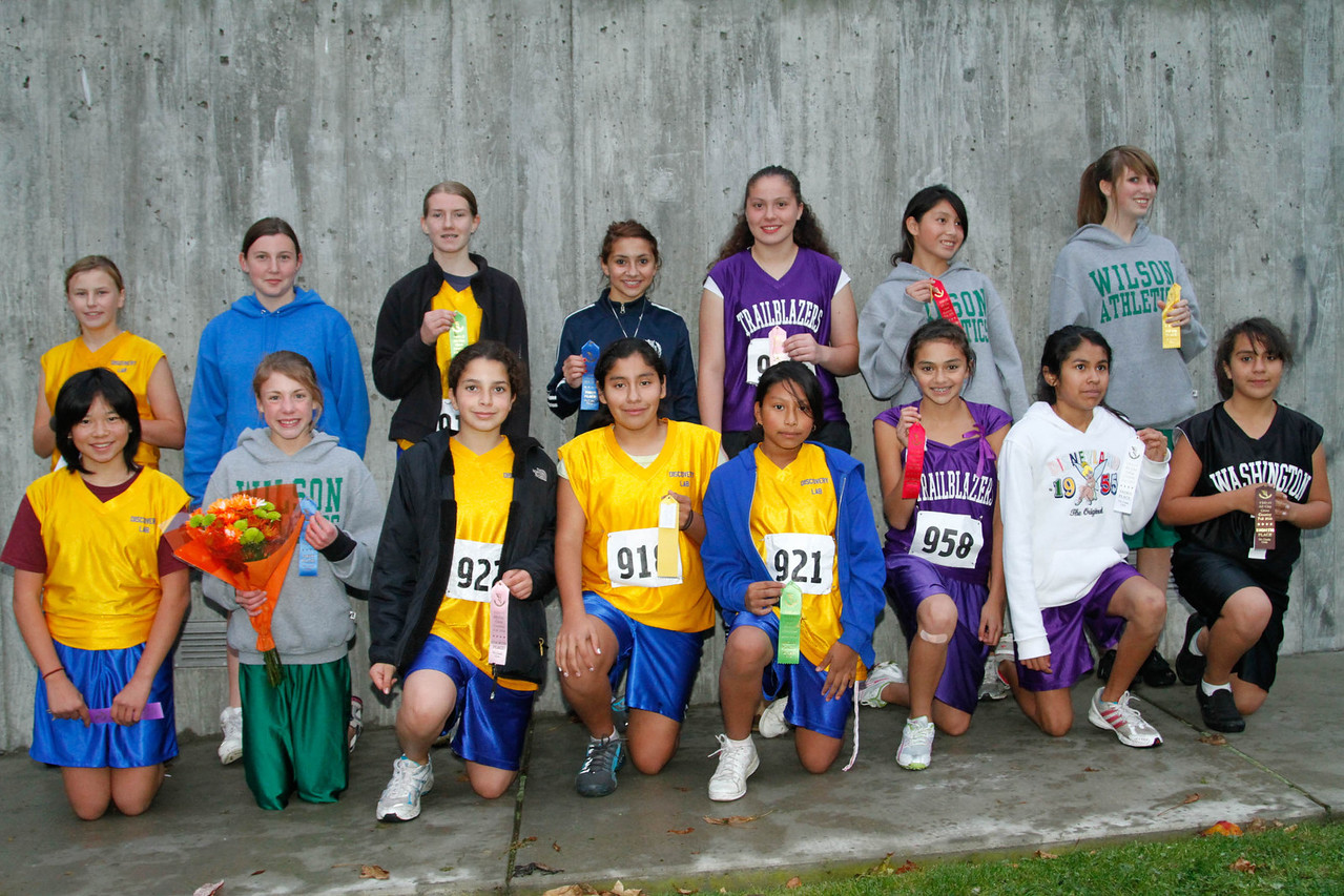 7th-8th Grade Girls