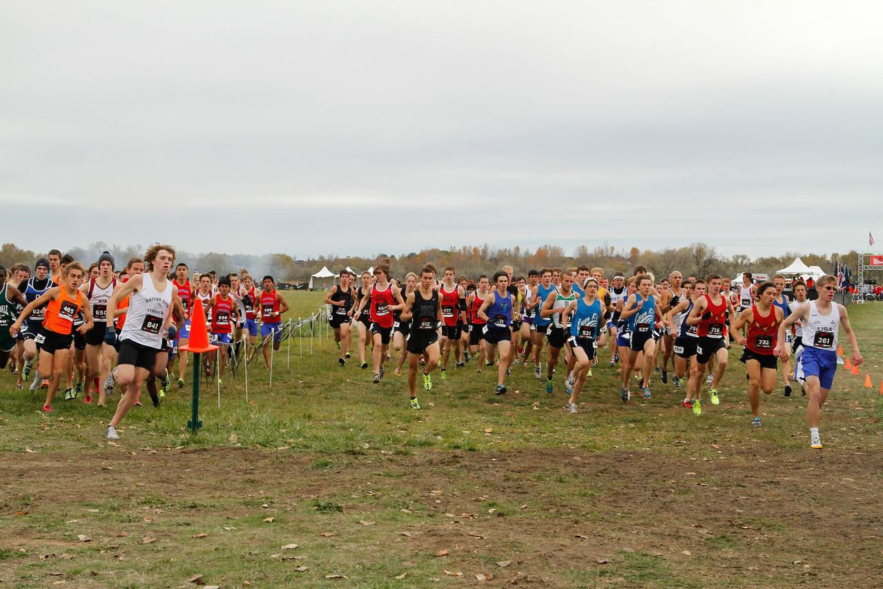 NXN NW Regional Championships