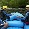 Mild White Water Rafting on the River Findhorn with Ace Adventures