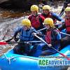 Gordonstoun School plus others Wild Rafting with Ace Adventures