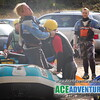 Wild White Water Rafting on the River Findhorn with Ace Adventures