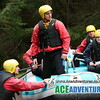 Wild rafting with Ace Adventures