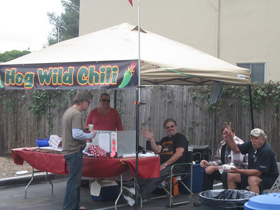 WINNER: 2010 Best Chili! Congrats  Wild HOGS