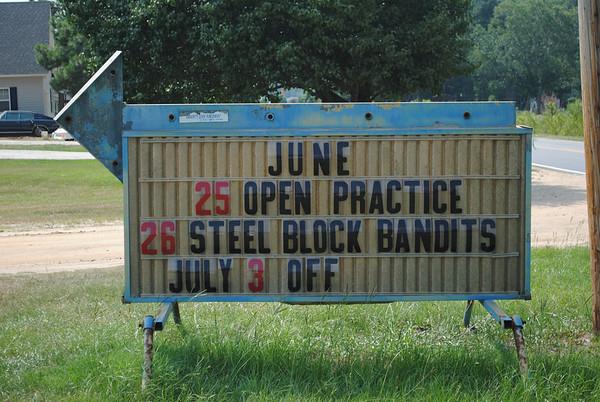 County Line Raceway June 26, 2010
