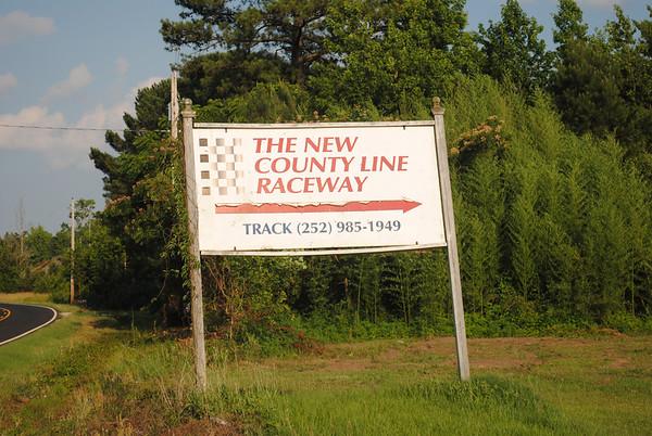 County Line Raceway June 5, 2010