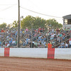 Just some of the crowd at county Line raceway May 8