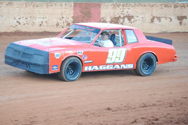 County Line Raceway, October 9, 2010