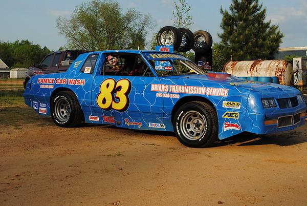 County Line Raceway Open Practice 4/17/10
