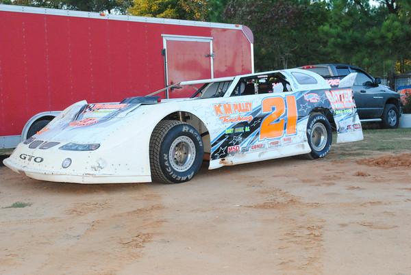 October 16, 2010 County Line Raceway