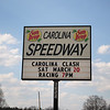 welcome to Carolina Speedway in Gastonia NC