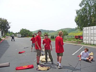 4/17/2010 - Quartermaster Service Day