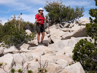 8/1/2010 - 9 Peak Hike @ San Bernandino