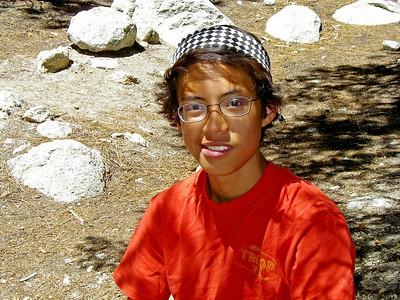 8/20/2010 - Mt. Whitney Hike Day 7: Whitney Portal