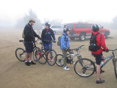 1/31/2010 - Aliso-Wood Mt Bike Training Ride