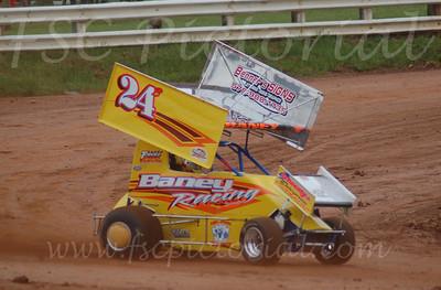 Clinton County 05-21-10 Micro Sprints