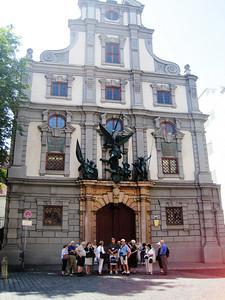 July 10 - Augsburg to Oberammergau