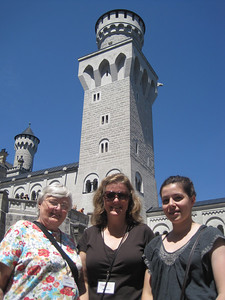 July 12 - Wies & Neuschwanstein (Munich)