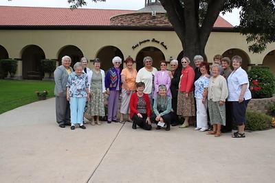 06-12-10 Sister Eileen Tomlinson Memorial Service Reception