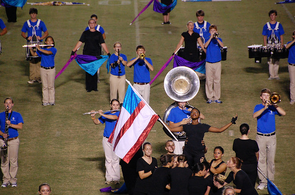2010 FHS Marching Band