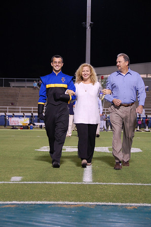 Senior Night Pix-Band