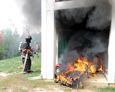11/3/2010 Apartment Complex Fire Knocked Quickly