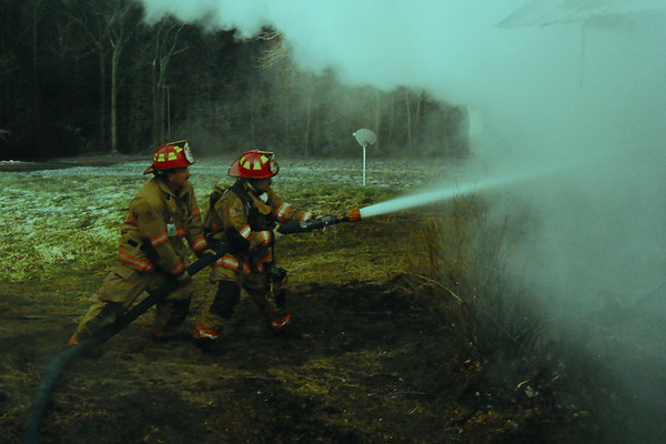 12/26/2010 Drayden Working House Fire