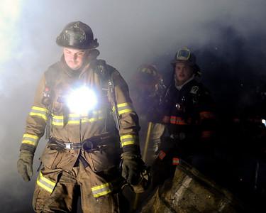 12/5/2010 Working Barn Fire