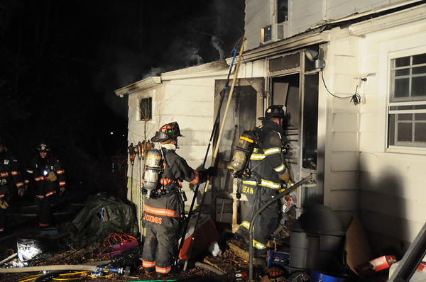 1/28/2010 Working House Fire - By The Mill
