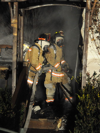 3/7/2010 Working House Fire - Hickory Hills