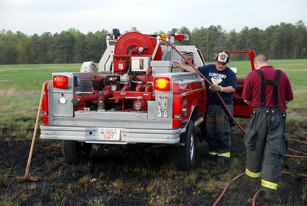 4/8/2010 Fire at St Andrews Landfill