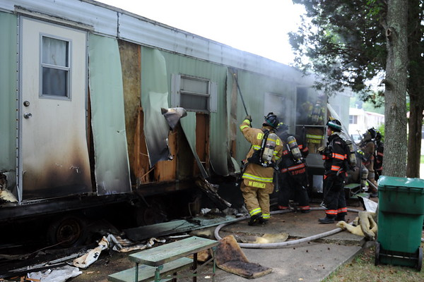7/17/2010 Arson Fires With Arrest