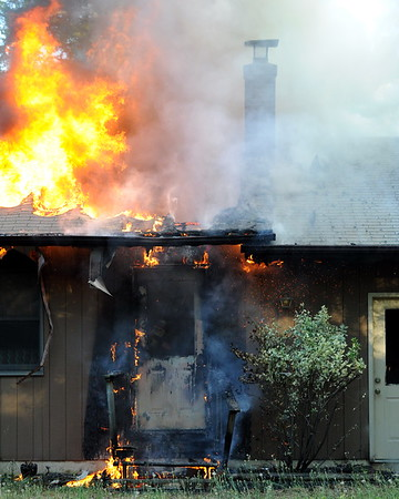 7/2/2010 Working House Fire - Woodland Acres Rd