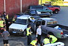 9/20/2010 Five Vehicle Parking Lot Pile-up : Authorities in St. Mary's County are investigating the cause of a five vehicle pile-up in the parking lot of the PNC Bank and Mark's Electronics along the 22600 block of Three Notch Road in California shortly before 5 p.m. on Sept. 20.