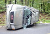 9/27/2010 Roll Over on Hermanville : Rescue crews responded to report of an accident along Hermanville Road and Sewell Road around 9:40 a.m. Sept. 27. Crews arrived on the scene to discover a single vehicle overturned on its side. A passerby had stopped at the accident scene and was able to pull the female driver from her GMC Envoy after kicking in the window.