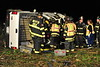 10/22/2010 Truck Roll Over with Fly Out :
