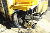 11/10/2010 Pick Up Truck into a Parked School Bus :