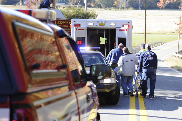 11/11/2010 Bicyclist Flown Out in Leonardtown