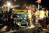 3/2/2010 Two Car Accident on Great Mills Rd in Front of St Marys Square :